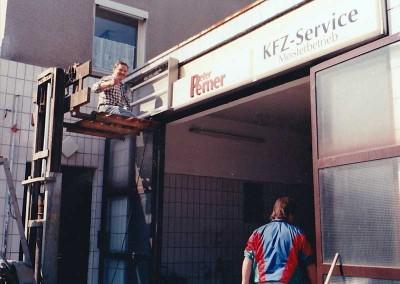 Auto Perner Gerolzhofen 1988-1990