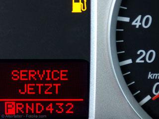 Automatikgetriebe Service
